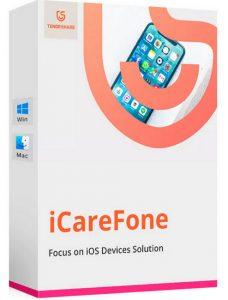 Tenorshare iCareFone 7.8.5 Crack + Registration Code Free Download  [Mac+Win]