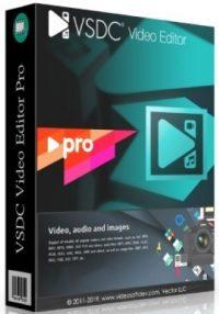 VSDC Video Editor Pro 6.7.5.302 Crack + License Key Free Download