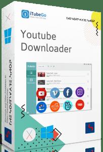iTubeGo YouTube Downloader 4.3.7 Crack + License Key [2021]